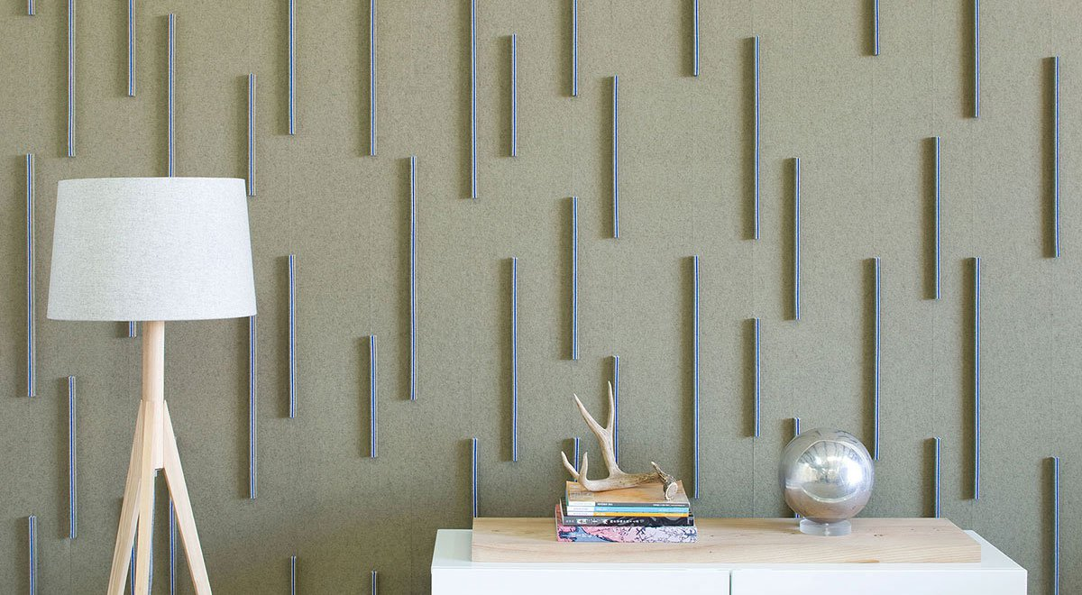 Introducing New Acoustic Panels From Submaterial Filzfelt
