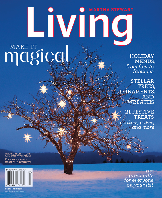 Martha Stewart Living, Dec 2011