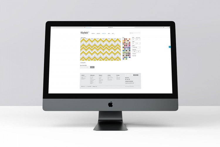 Give FilzFelt's Design Tool a Whirl