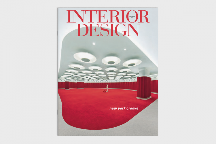ARO Plank 1 at TWA Hotel featured in Interior Design
