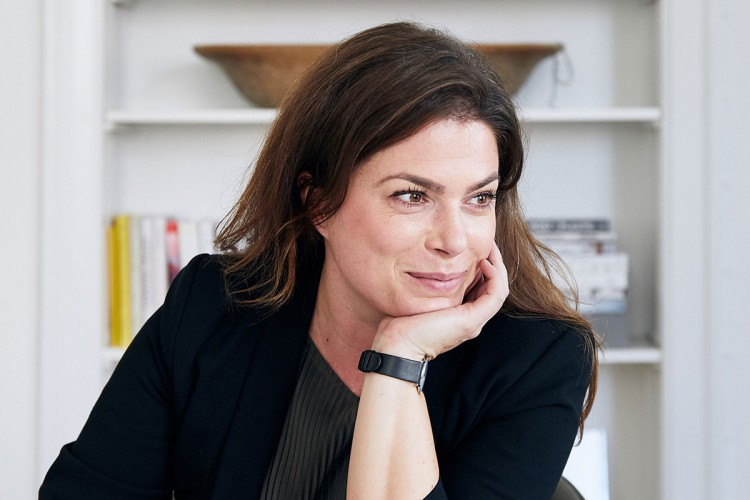 Join us for In Conversation with Nina Bruun