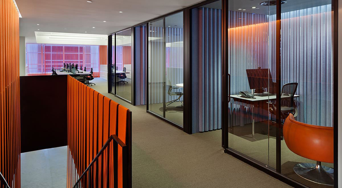 ... Honored Architecture Research Office (ARO) With A 2014 Institute Awards  For Interior Architecture For The Design Of The New Knoll Showroom In New  York ...
