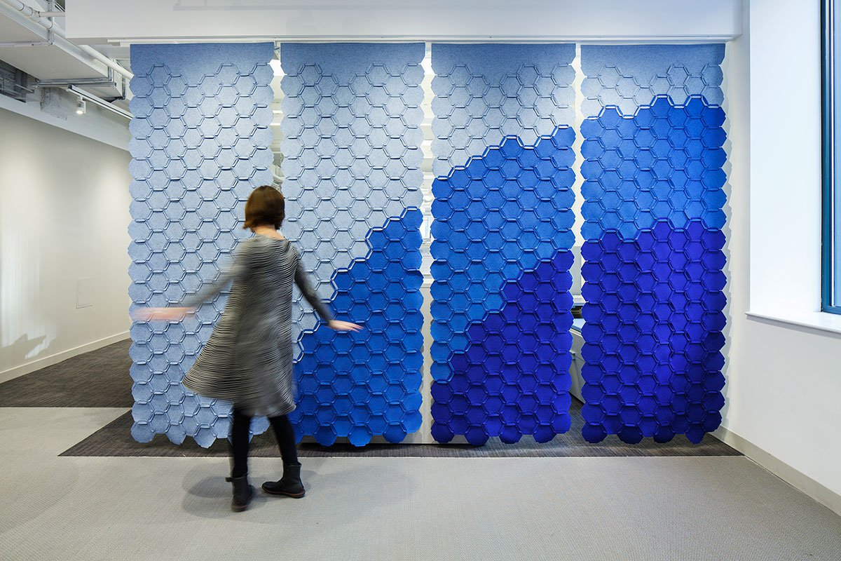 Introducing The Playful Freeform Modules Of Link Filzfelt