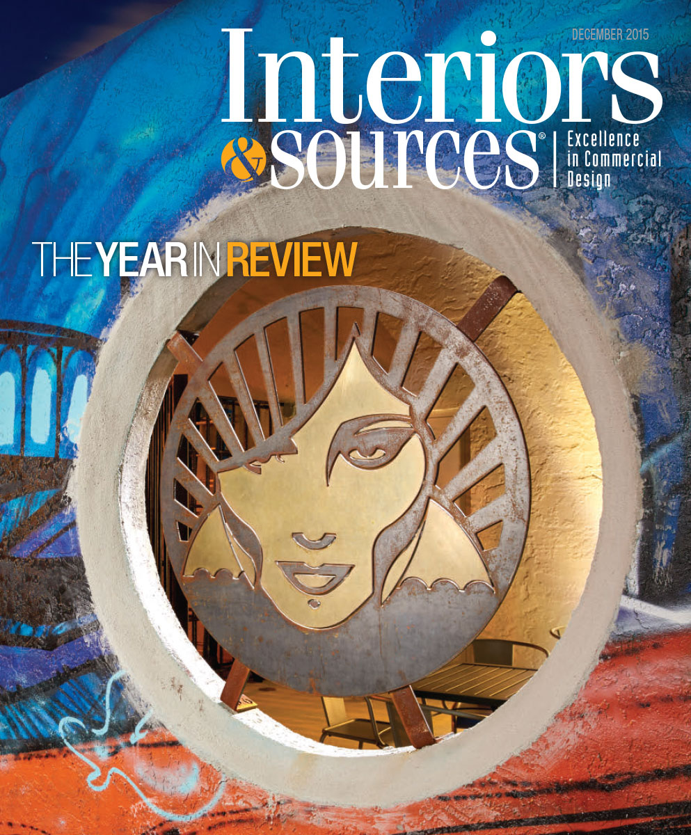 Interiors & Sources, Dec 2015