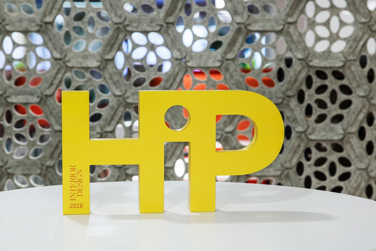 Link Won An Interior Design HiP Award Were Proud To Announcement That Gensler Designed Honoring Industry People And