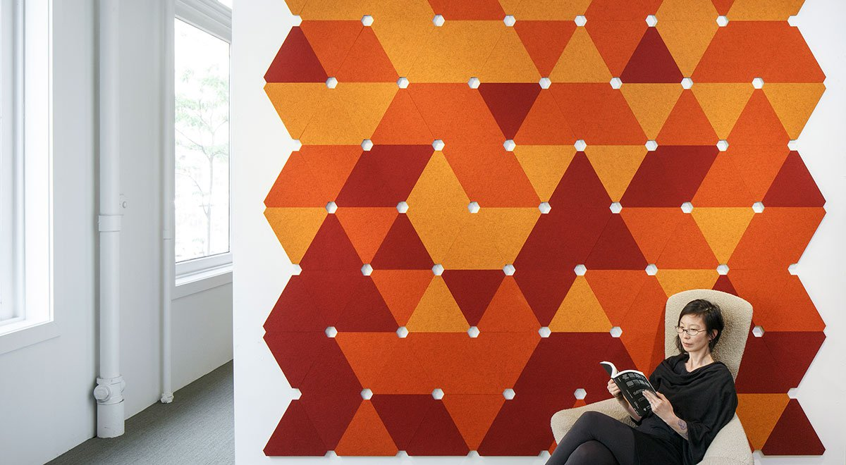 Pattern gets the silent treatment with ARO Block