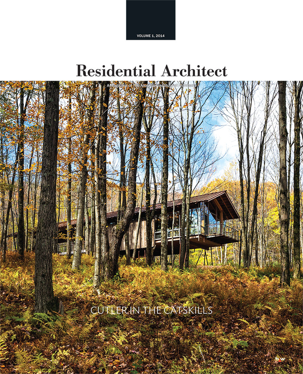 Residential Architect, Mar 2014