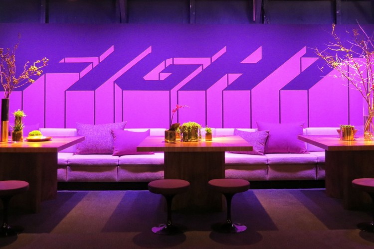 Getting out the fight at DIFFA's Dining by Design