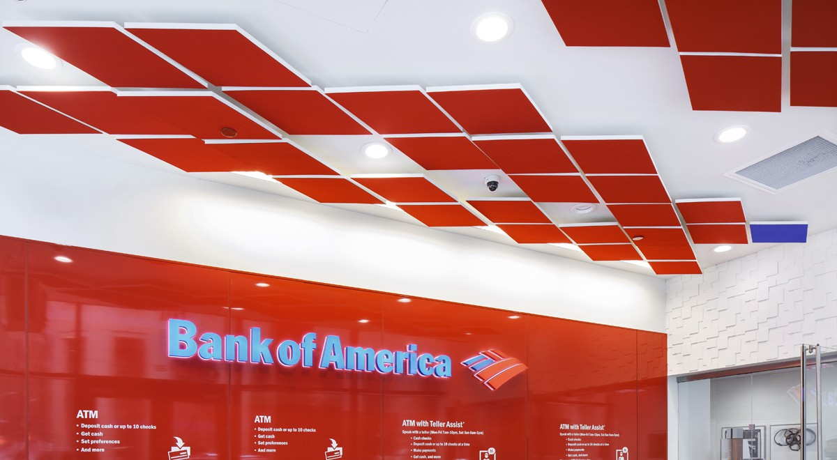 Bank of America Wall Street
