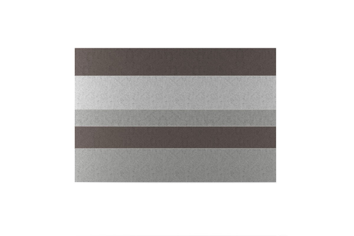 Stripes Medium Floor Mat