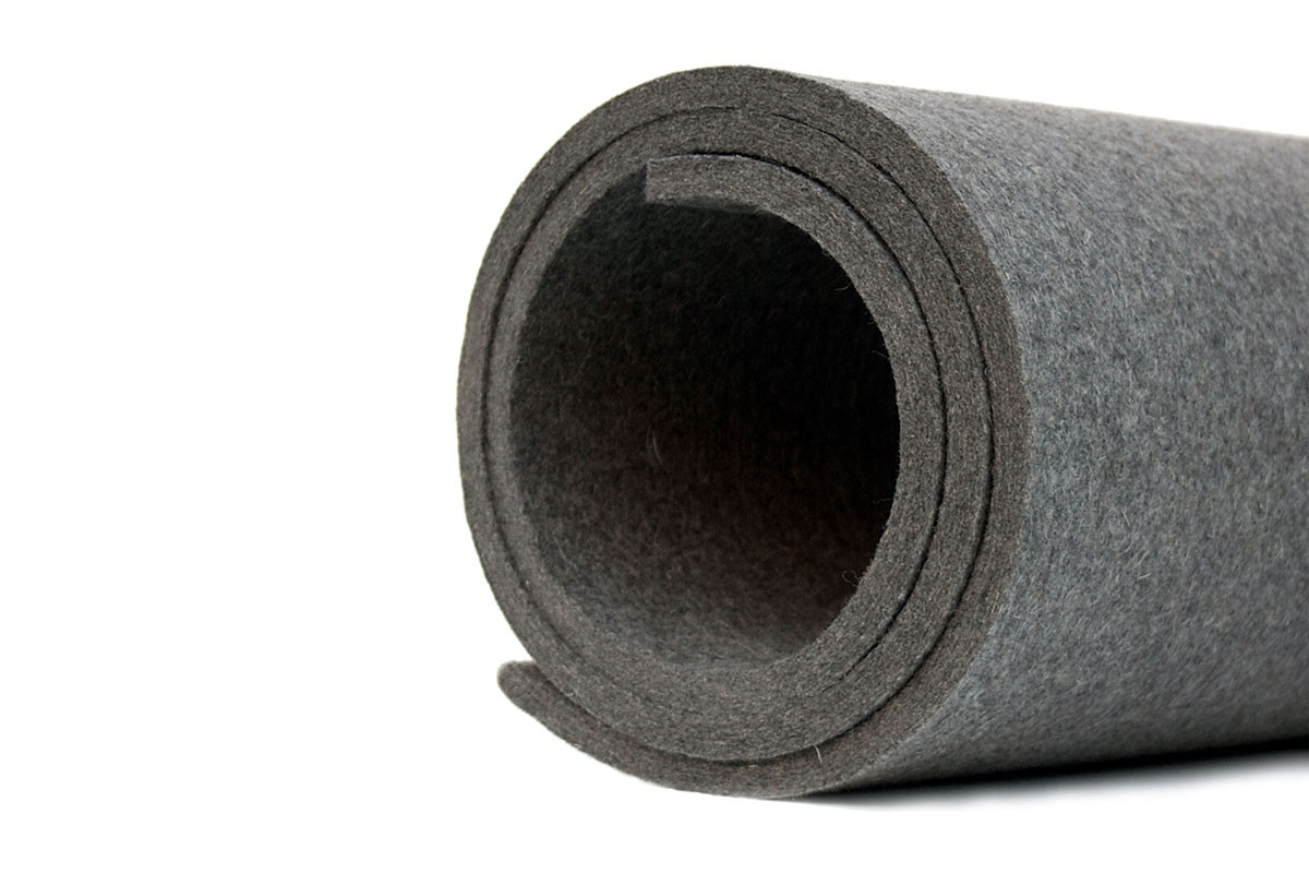 10mm Wool Design Felt End of Bolt